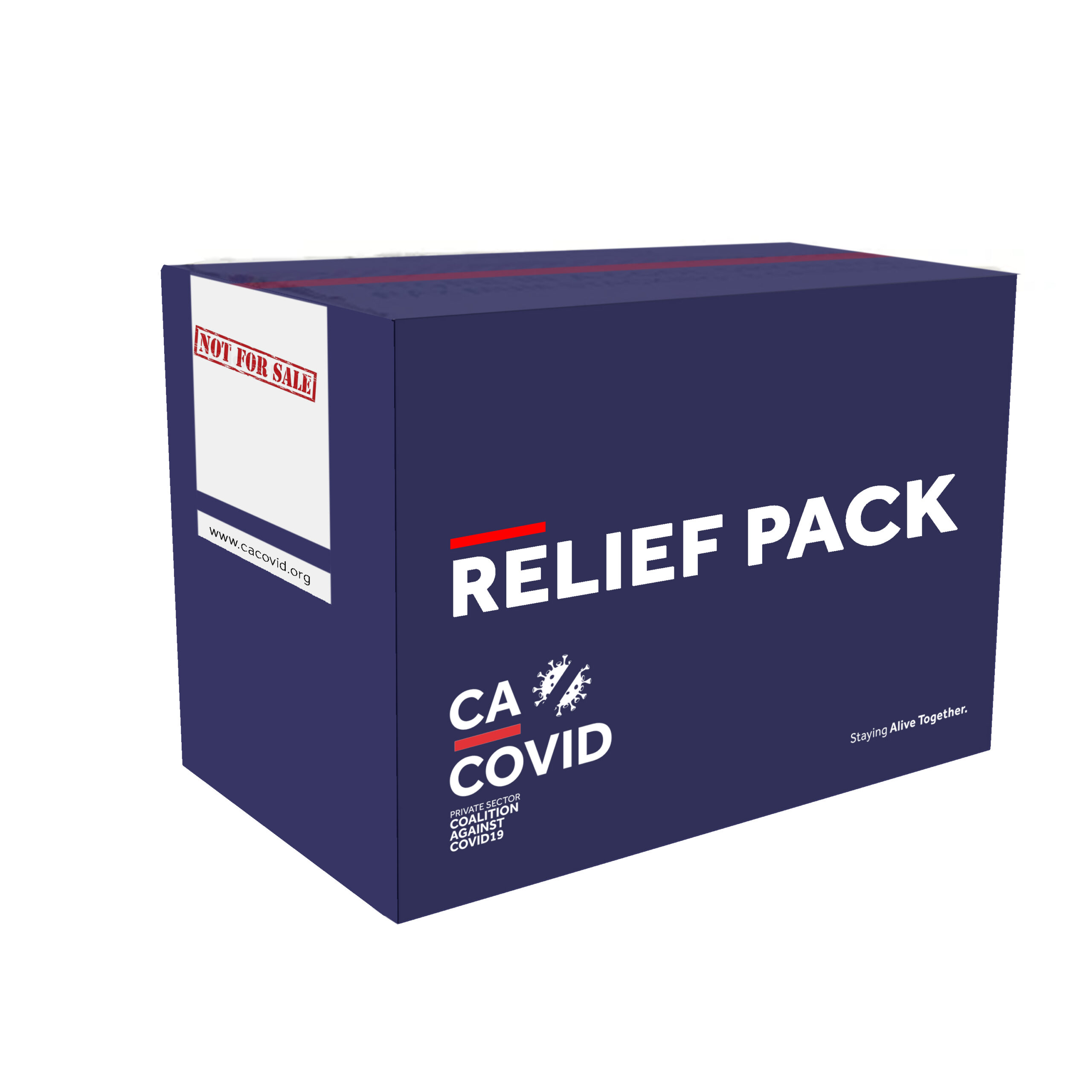 CACOVID PACKAGING RELIEF PACK