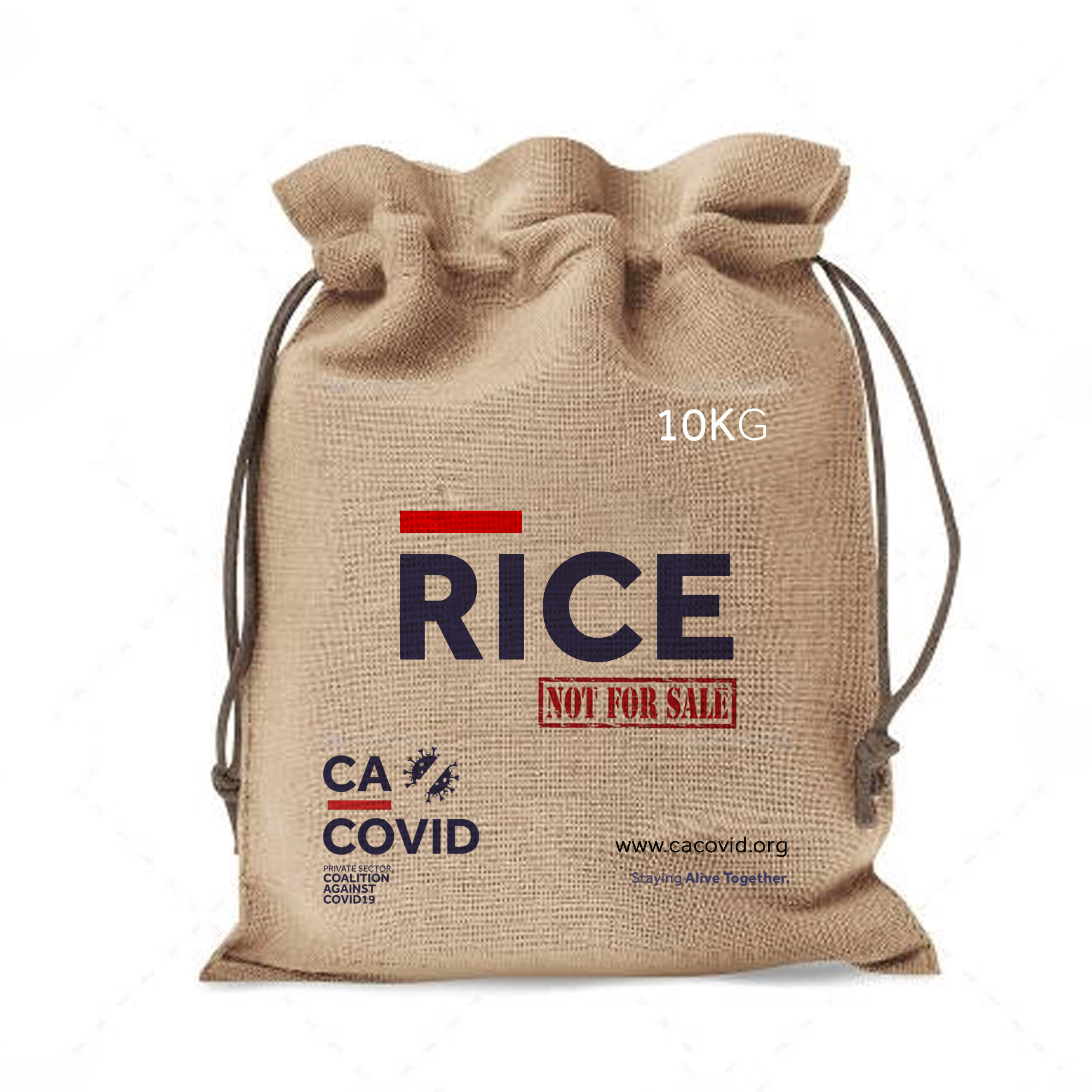 CACOVID PACKAGING RICE 3